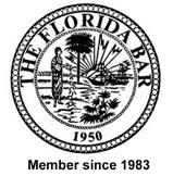 Florida Bar Member since 1984